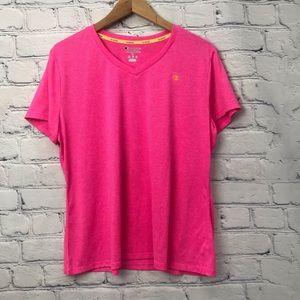 Champion Ladies Pink Athletic T-Shirt